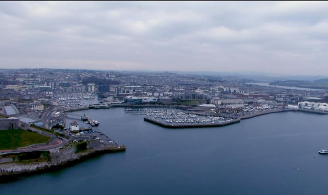 UK's first marine park in Plymouth 'to lead way in ocean innovation'