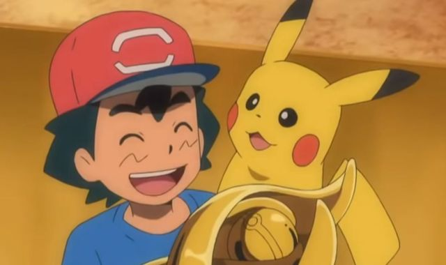 Pokemon's Ash finally becomes a master after 22 years