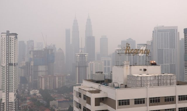 'We are now in a climate emergency': Choked by air pollution in Malaysia