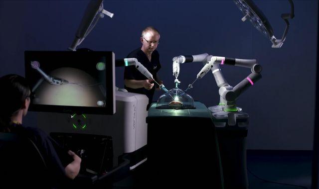 Robotic surgeons set to spark 'revolution in healthcare'
