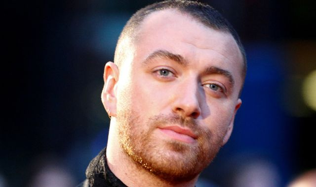Sam Smith: Singer wants to be called 'they' instead of 'he'