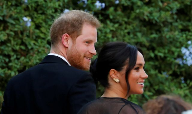 Harry and Meghan attend wedding of Misha Nonoo along with galaxy of stars