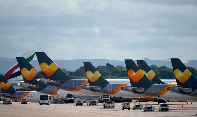 Triton in fresh attempt to land Thomas Cook's Nordic business