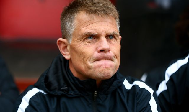 Hartlepool 'racist abuse' made Dover boss want to take players off