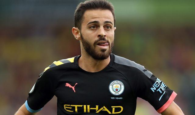 Bernardo Silva: Kick It Out condemn Manchester City midfielder's deleted tweet