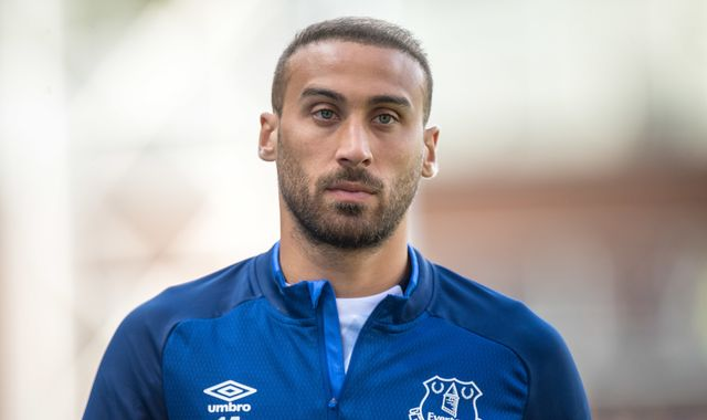 Everton's Cenk Tosun subject of interest from Qatari club Al Gharafa