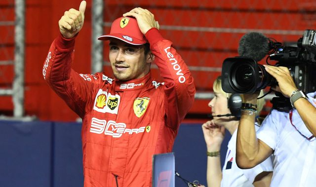 Singapore GP: How did Charles Leclerc and Ferrari steal the show?