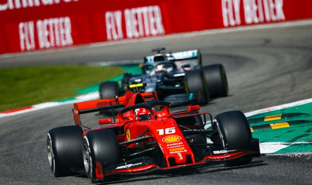 F1's black and white flag: Explaining racing's yellow card for drivers