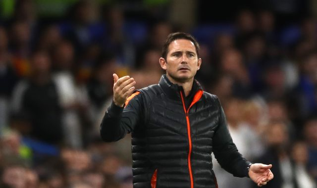 Frank Lampard: Chelsea manager against increasing Champions League group games