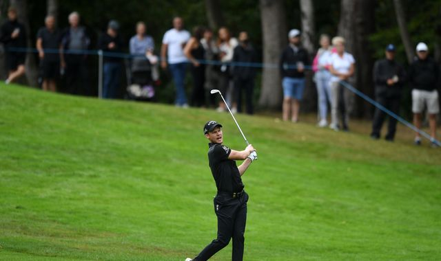 BMW PGA: Danny Willett holds off Jon Rahm to win big at Wentworth