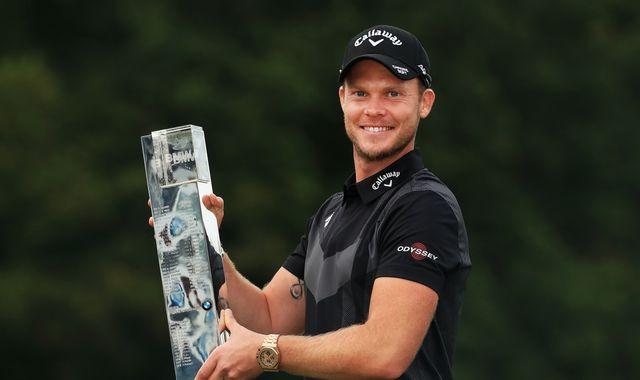 BMW PGA: Danny Willett holds off Jon Rahm to win big at Wentworth