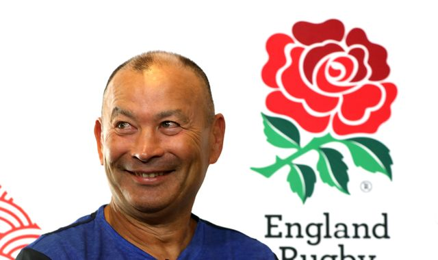 Eddie Jones and England ready for World Cup 'rollercoaster'