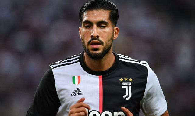 Emre Can: Manchester United keen on ex-Liverpool midfielder