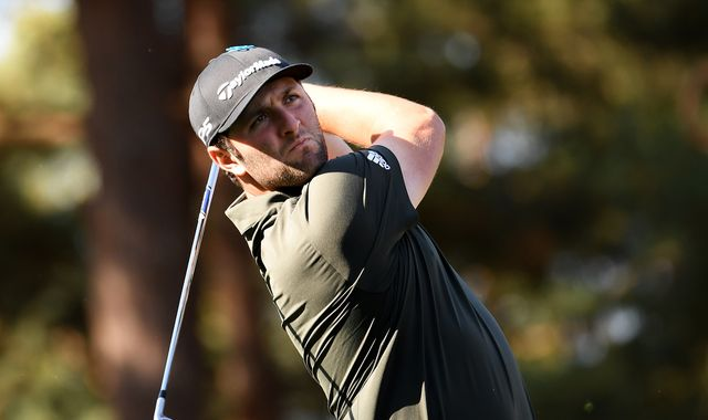BMW PGA: Jon Rahm and Danny Willett remain tied for the lead after day three