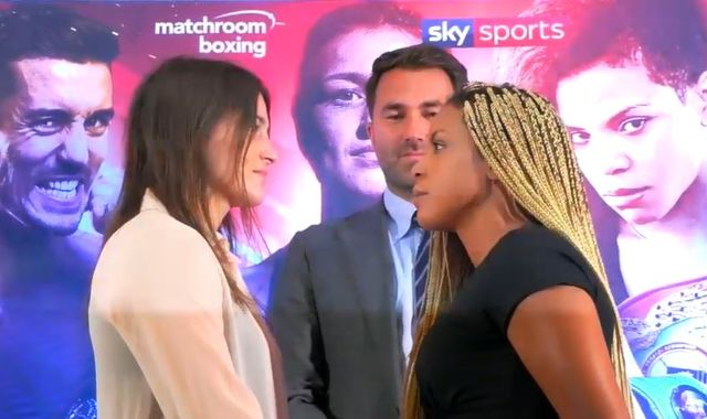 Taylor vs Linardatou: Katie Taylor's opponent vents anger over rematch clause before world title fight
