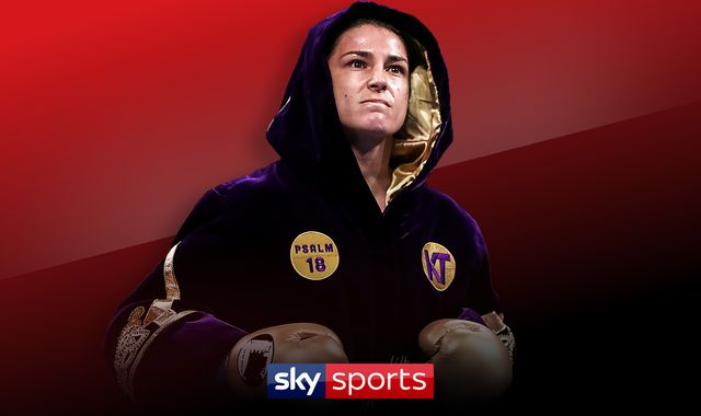 Katie Taylor bids to become two-weight world champion in Manchester live on Sky Sports