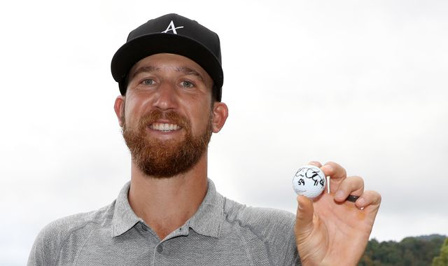 Kevin Chappell shoots 59 at The Greenbrier