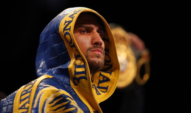 Prograis vs Taylor: Josh Taylor missed out on facing Vasiliy Lomachenko in amateurs