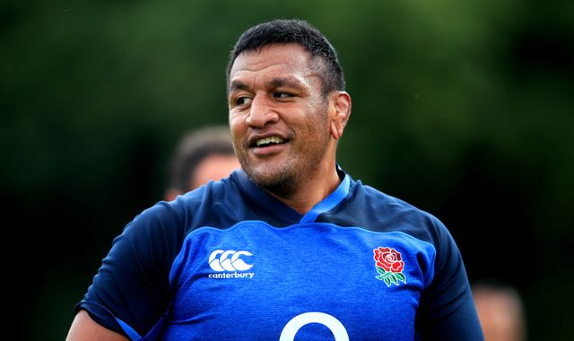 England prop Mako Vunipola ahead of schedule in recovery at Rugby World Cup