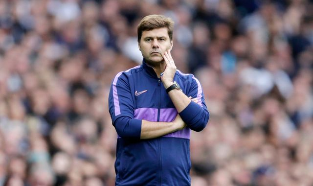 Tottenham boss Mauricio Pochettino expects no January transfer window business