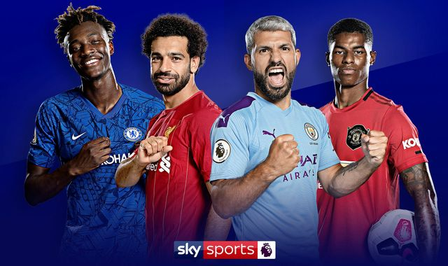 Premier League fixtures live on Sky: Liverpool host Man City in November