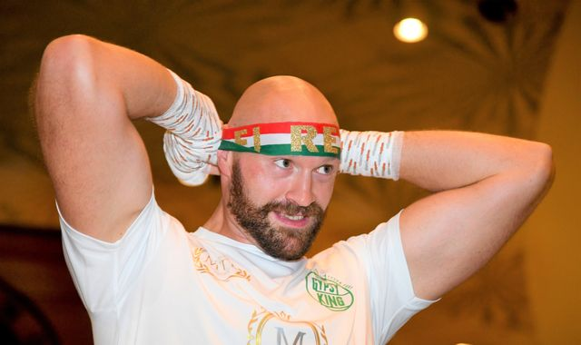 Tyson Fury's fight against Otto Wallin assessed by Eddie Hearn