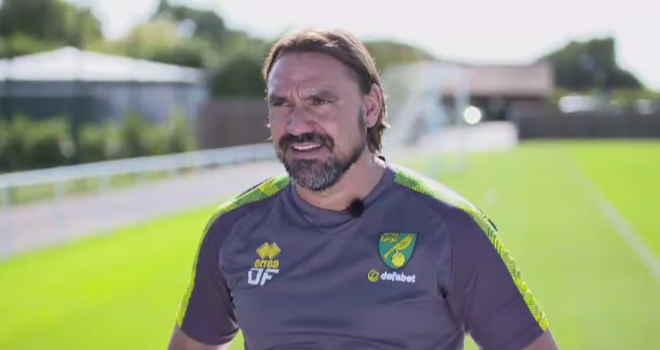Norwich faced a serious injury crisis ahead of facing Manchester City but Farke promised they would not 'park the bus'