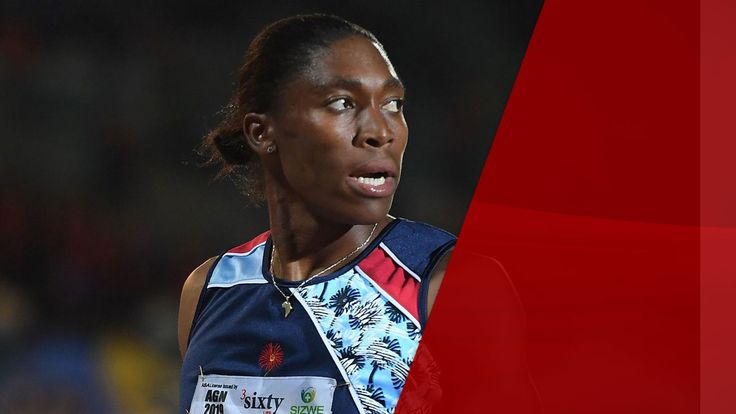 Caster Semenya wants to compete without medical intervention