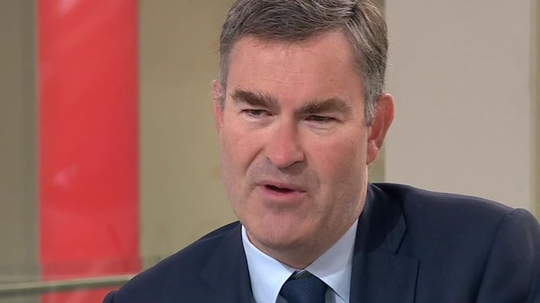 Leading Tory rebel David Gauke says the threat of losing party whip won't stop him opposing a no deal Brexit