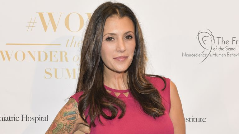 LOS ANGELES, CA - MAY 02:  Talinda Bennington attends The Wonder of Women Summit at UCLA on May 2, 2018 in Los Angeles, California.  (Photo by Rodin Eckenroth/Getty Images)