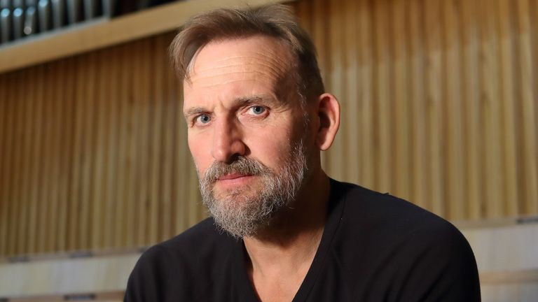 Christopher Eccleston: Former Doctor Who star reveals battle with anorexia