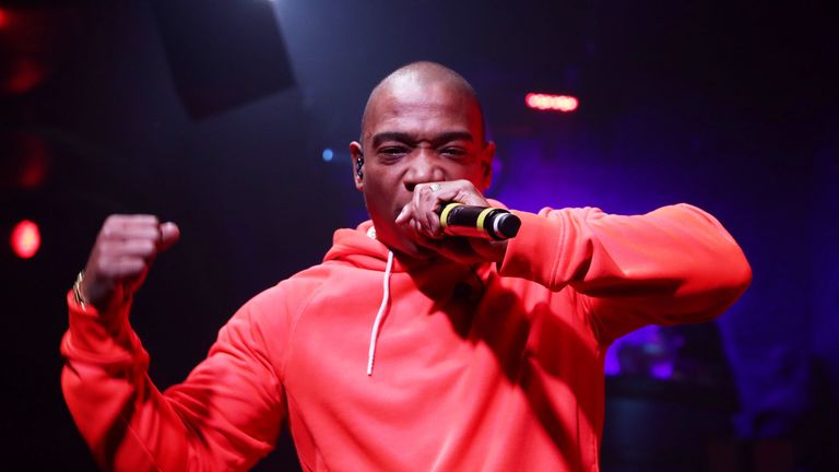 NEW YORK, NY - DECEMBER 29:  Ja Rule performs at Sony Hall on December 29, 2018 in New York City.  (Photo by Johnny Nunez/WireImage)