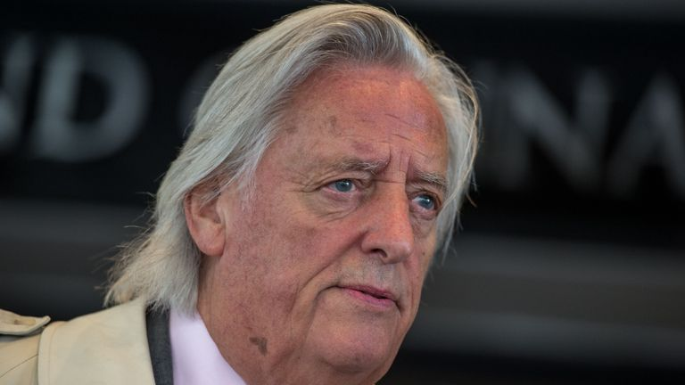 Barrister Michael Mansfield, representing some victims of the June 14 Grenfell Tower fire disaster,  leaves after attending the opening statements of the Inquiry into the Grenfell Tower fire disaster, in London on September 14, 2017. An inquiry into the June 14, 2017 Grenfell Tower fire disaster opened on Thursday with a minute's silence to remember victims, as survivors demanded answers over the west London apartment block blaze that killed at least 80 people. / AFP PHOTO / CHRIS J RATCLIFFE        (Photo credit should read CHRIS J RATCLIFFE/AFP/Getty Images)