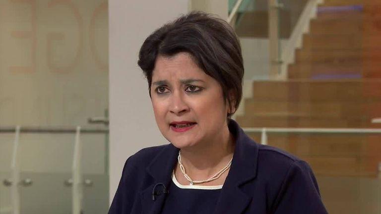 Baroness Shami Chakrabarti