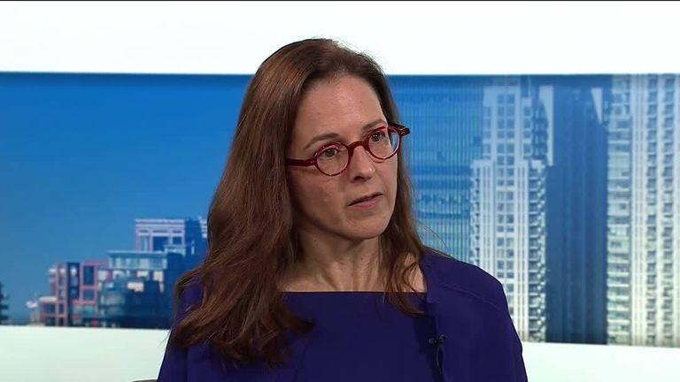 Yael Selfin, KPMG's chief economist