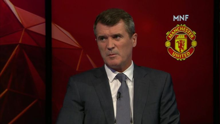 Roy Keane on Patrick Vieira battle and Manchester United midfield memories | Football News |