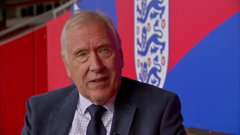 Martin Tyler talks Sky Sports through his first and best England commentaries | Football News |