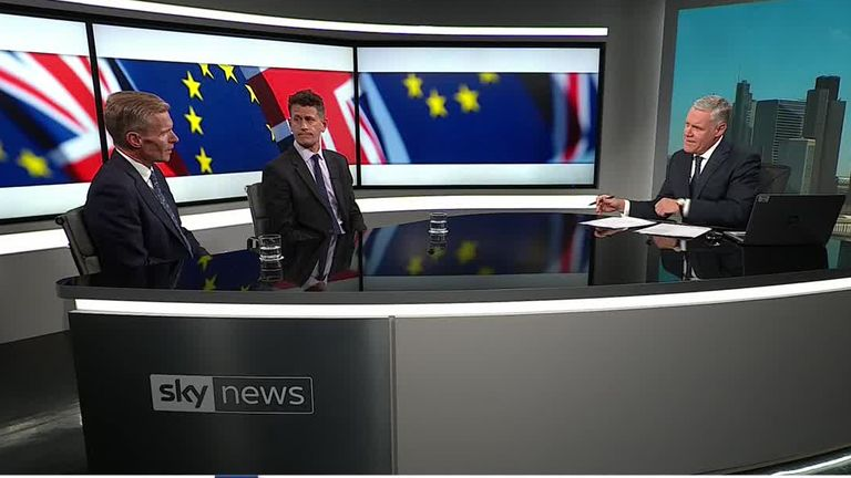 Stephen Kelly, former chief operating officer of UK government and Chris Southworth, Secretary General of the International Chamber of Commerce UK appear on Ian King Live , Tuesday 17 September 2019.