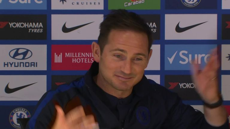 Lampard challenges Chelsea youngsters to earn further first-team opportunities