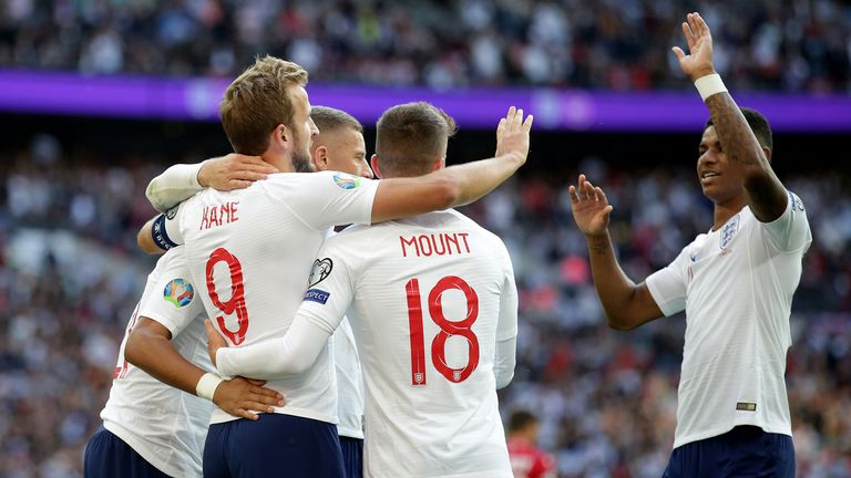 England boss Southgate: Qualifying too comfortable for Europe's elite