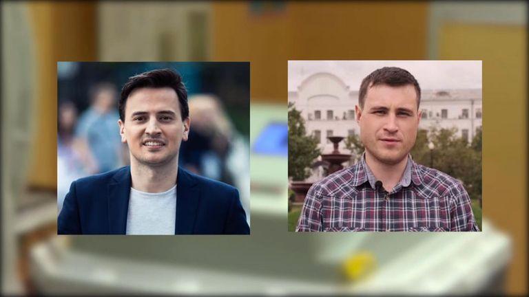 Alexander Solovyov and Alexander Solovyov