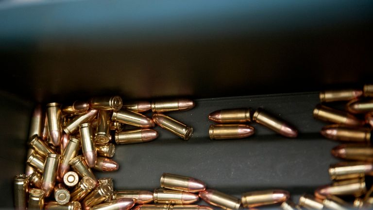 The company will stop selling all handgun ammunition