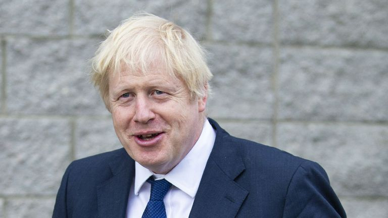 Boris Johnson's government will appeal the latest ruling