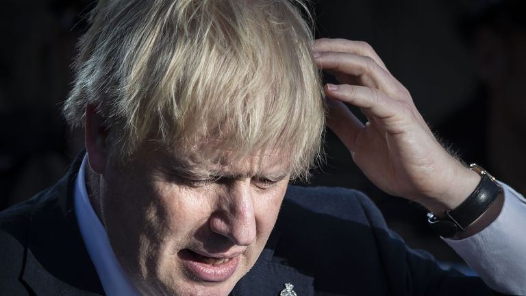 Boris Johnson failed to secure backing for a snap election on Wednesday