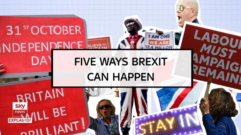 Sam Coates explains what can happen with Brexit now
