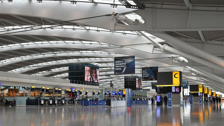 Anger over British Airways pilots' strike as British family