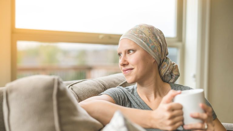 Hair loss can be one of the most distressing side-effects of chemotherapy
