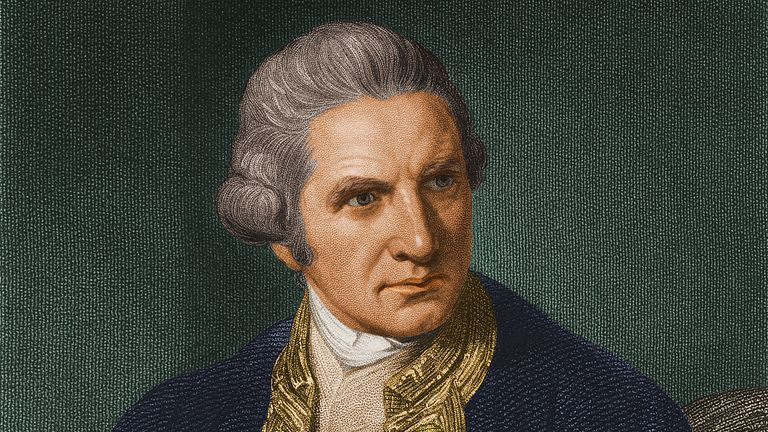 Captain Cook is a controversial figure in New Zealand