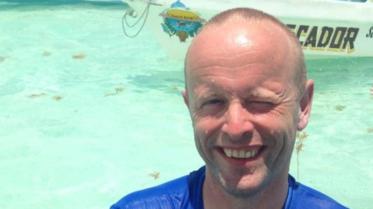 PC Christopher Burnham was critically hurt in a hit-and-run incident. Pic: West Midlands Police