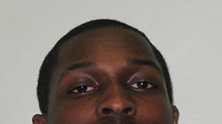 Christopher Omoregie is rapper Dave's brother. Pic: Met Police